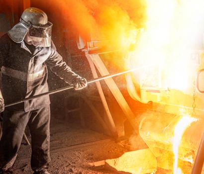 Zelezara Smederevo steel producer